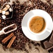 Coffee time concept — Stock Photo #68446493