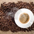 Coffee time concept — Stock Photo #68446501