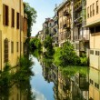 Padua canal view — Stock Photo #69289429