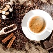 Coffee time concept — Stock Photo #69289473