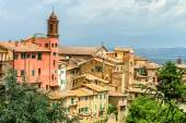 Old town Montepulciano — Stock Photo