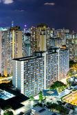 Hong Kong residential area — Stock Photo