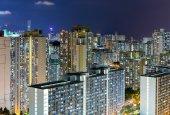 Hong Kong city life — Stock Photo