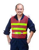 Asian engineer — Stock Photo