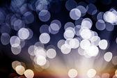 Bokeh osvětlení pozadí — Stock fotografie