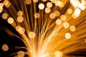 Fiber optic cable — Stock Photo