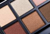 Professional Eye Shadows — Stock Photo