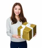 Asian young woman — Stock Photo