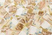 Five Hundred Hong kong Dollars — Stock Photo