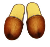 Pair of slippers — Stock Photo