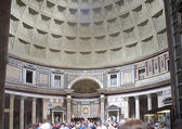 """Rome.  Pantheon -""""the temple of all gods"""". — Stock Photo"""