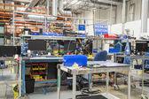 Elektronik sanayi — Stok fotoğraf
