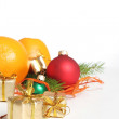 Beautiful Christmas decoration — Stock Photo #69068839