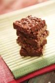 Fresh chocolate cookies — Stock Photo