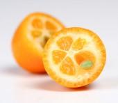 Tasty Kumquat fruits — Stock Photo