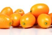 Orange Kumquat fruits — Stock Photo