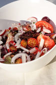 Fresh  spring salad — Stock Photo