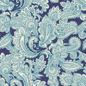 Beautiful floral seamless — Vecteur
