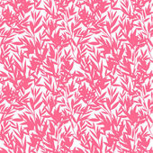 Vector floral Bamboo seamless pattern — Stock Vector