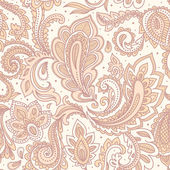Beautiful floral seamless pattern — Stock Vector