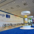 Inside Google IO Android Convention Developer Conference — Stock Photo #52319479