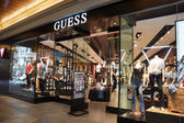 Guess Jean Shop — Stock Photo