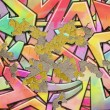 Graffiti Wall Background — Stock Photo #56630083