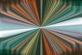 Dynamic converging lines background — Stock Photo