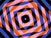 Retro striped diamond background — Stok fotoğraf