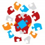 Puzzle head symbolizing Psychology — Stock Vector #76221253