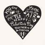 Valentine's day illustration — Stock Vector #63408767