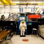 NASA Space vehicle mockup facility — Stock Photo #68102219