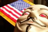 American Anonymous — Stock Photo