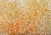 Golden glitter sparkle — Stock fotografie
