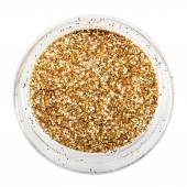 Golden glitter sparkle — Foto de Stock