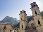 Kotor city, Montenegro — Stock Photo
