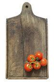 Tomato branch — Stock Photo