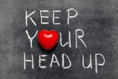Keep your head up — Stock Photo