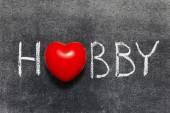 Hobby — Stock Photo