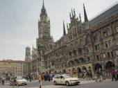Marienplatz, Munich — Stock Photo