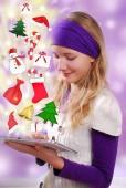 Christmas coming — Stock Photo