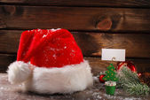 Santa claus was here — Stock Photo