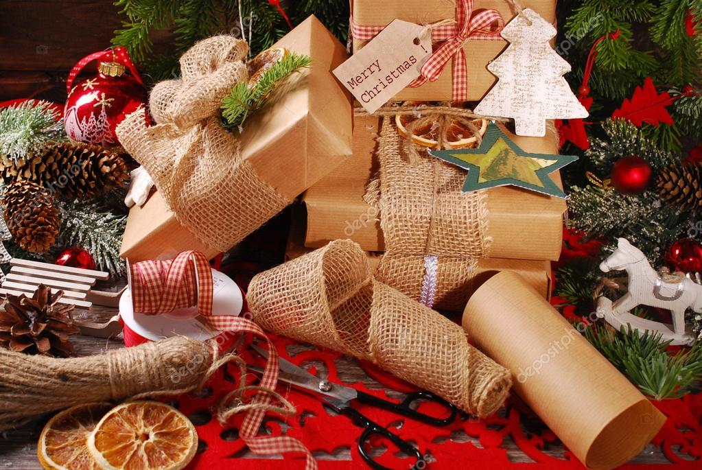 holiday wrapping paper cheap
