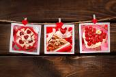 Sweet valentines party — Stock Photo