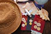 Summer holiday traveling  concept — Stock Photo