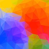 几何三角背景 — 图库矢量图片