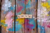 Láska — Stock fotografie