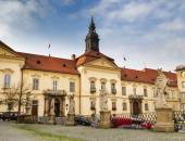 The New Town Hall in Brno, CZECH REPUBLIC. — Stock Photo
