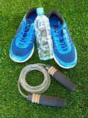 Outdoor Fitness — Stock Photo