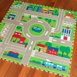 Play Mat — Stock Photo #65206871